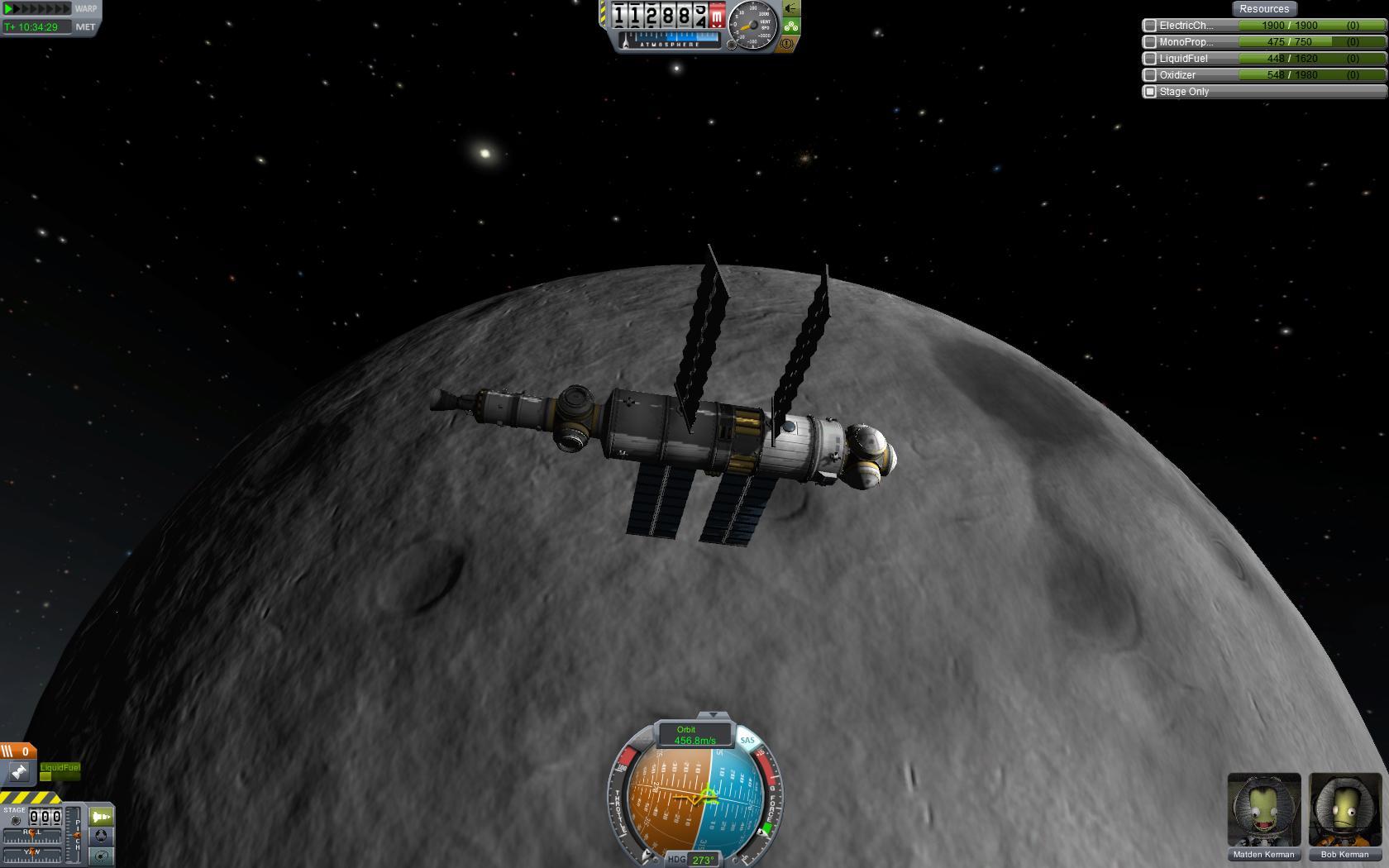 JimbobslimbobWeb - Kerbal Space Program - Greatest Achievements
